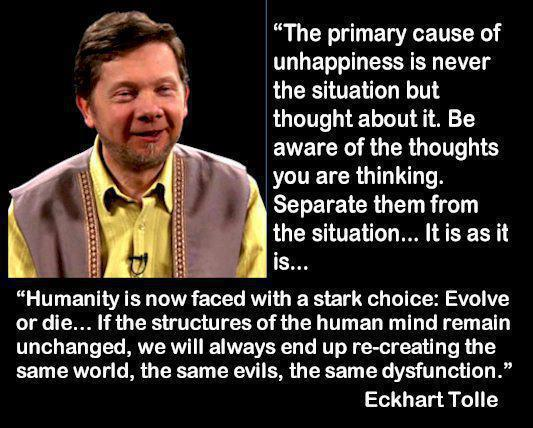 Quotes Eckhart Tolle