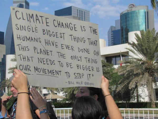 photo: 350.org from Arab Youth Climate Movement