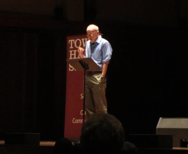 Bill McKibbon, Do The Math Seattle