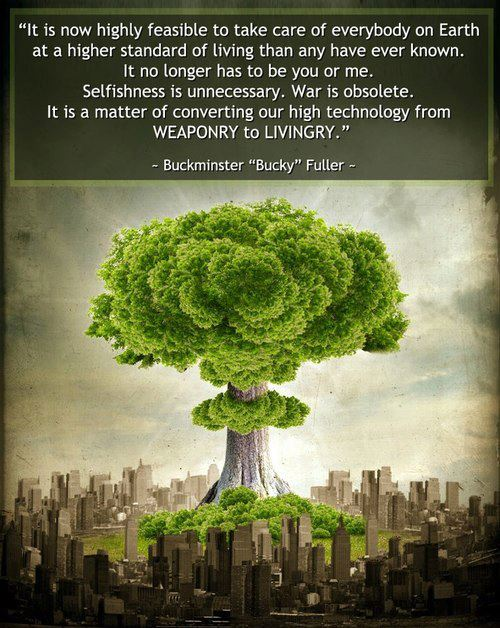 buckminster fuller quote.