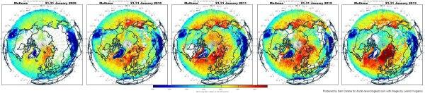 global methane emergency