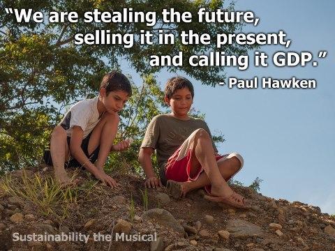 paul hawken quote