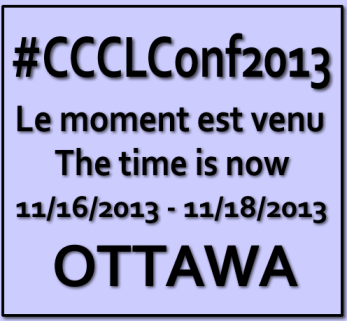 CCCLConf2013