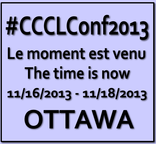 CCCLConf2013