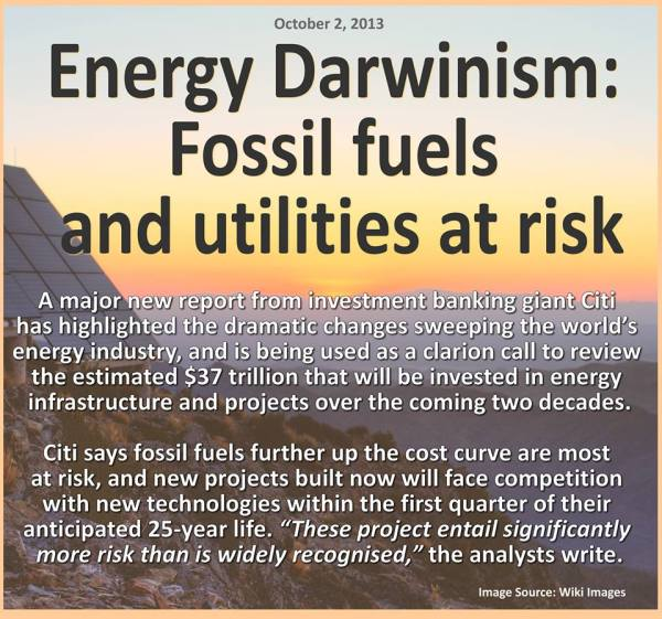 fossil fuel risk