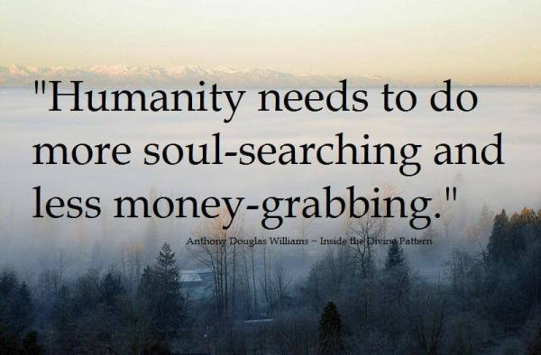 soul- searching quote