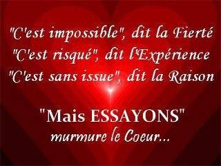 heart whisper.french